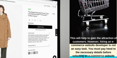 E-commerce Website Developer